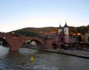 Alte Brücke, Heidelberg, Germany