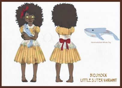 Bioshock - Little Sister variant